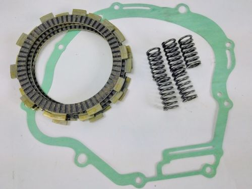 Yamaha YBR 125, Clutch Repair Kit, EBC & clutch gasket, springs 2006- 2016