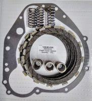 Kawasaki ZR 750 D Zephyr , Clutch Repair Kit, EBC & clutch gasket, springs, 1996- 1999