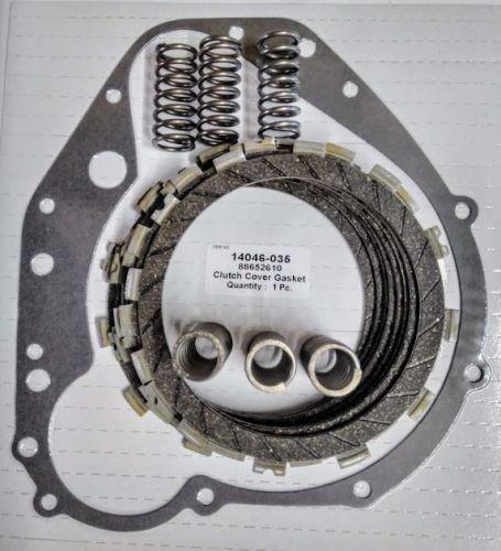 Kawasaki ZR 750 D Zephyr , Clutch Repair Kit, EBC & clutch gasket, springs,