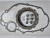 Clutch Repair Kit, EBC & clutch gasket, springs for Yamaha SR 500, from 1978- 1999