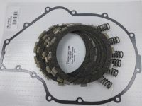 Clutch Repair Kit, EBC & clutch gasket, springs for Kawasaki GTR 1000 A from 1986- 2003