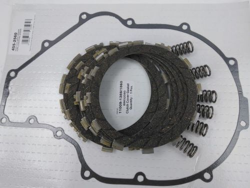 Clutch Repair Kit, EBC & clutch gasket, springs for Kawasaki GPZ 900, 1984-