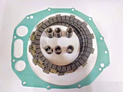 Clutch Repair Kit, EBC & clutch gasket, springs for Suzuki GSX 1300 Hayabus
