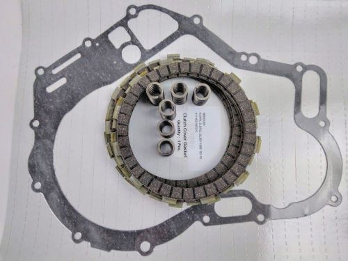 Suzuki DL 1000 V-Strom Clutch Repair Kit, EBC & clutch gasket,springs from