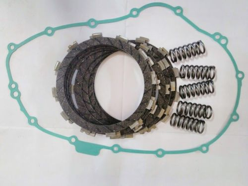 Clutch Repair Kit, EBC & clutch gasket, springs for Honda VFR 800/ RC46 fro