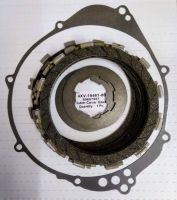 Clutch Repair Kit, EBC & clutch gasket, springs for Yamaha YZF R1 1000 from 1998- 2003