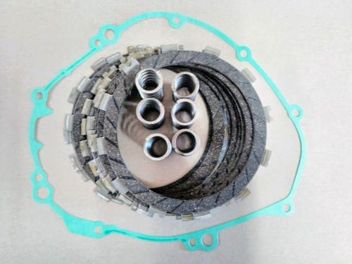 Clutch Repair Kit, EBC & clutch gasket, springs for Yamaha YZF R1 1000 from