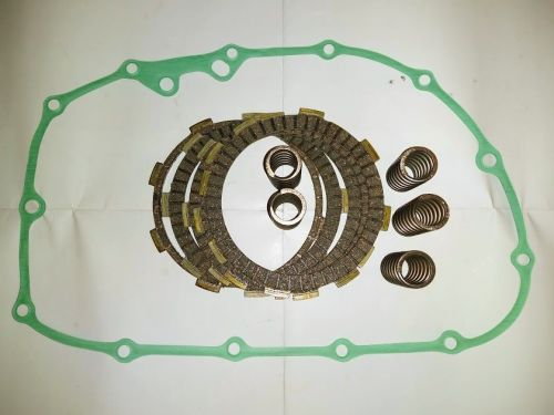 Honda VT 125 Shadow Clutch Repair Kit, EBC & clutch gasket, springs , 1999-