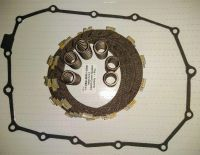 Clutch Repair Kit, EBC & clutch gasket, springs for Honda VT 750 C & C2 Shadow from 1997- 2002