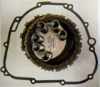 Clutch Repair Kit, EBC & clutch gasket, springs for Kawasaki ZX-9R 900 B Ninja, 1994- 1997