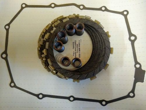 Clutch Repair Kit, EBC & clutch gasket, springs for Honda XRV 750 Africa Tw