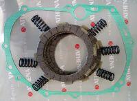 Clutch Repair Kit, EBC & clutch gasket, springs for Kawasaki KLX 110 from 2006- 2017