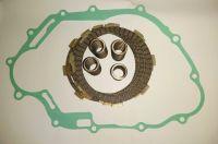 Honda CBF 125 clutch repair kit, EBC plates,cover gasket, springs, 2009- 2016