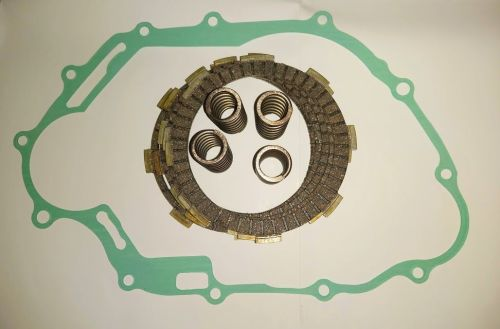 Honda CBF 125 clutch repair kit, EBC plates,cover gasket, springs, 2009- 20