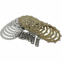 Clutch Repair Kit, EBC clutch friction & metal plates, springs for KTM EXC 300 from 1994- 2012