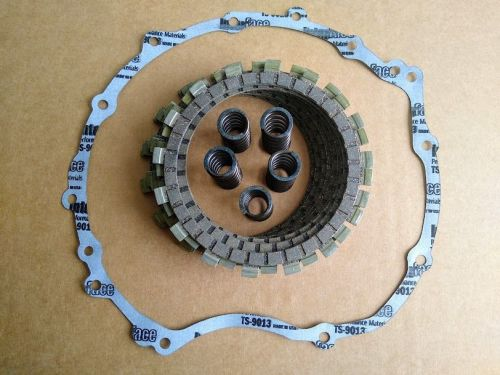 Clutch Repair Kit, EBC & clutch gasket, springs for Triumph Sprint 900 from