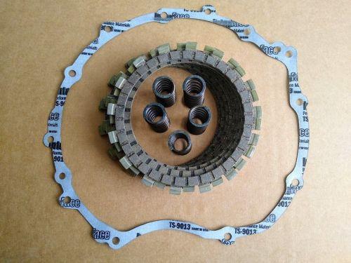 Clutch Repair Kit, EBC & clutch gasket, springs for Triumph Thunderbird 900