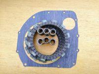Clutch Repair Kit, EBC & clutch gasket, springs for Suzuki GSX 1100 E from 1980- 1987