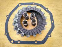 Clutch Repair Kit, EBC & clutch gasket, springs for Suzuki GSX 1100 F from 1988- 1996