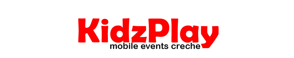 KidzPlay Events Creche , site logo.