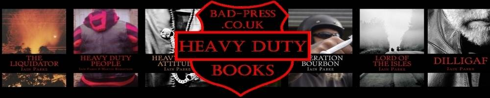 bad-press.co.uk, site logo.