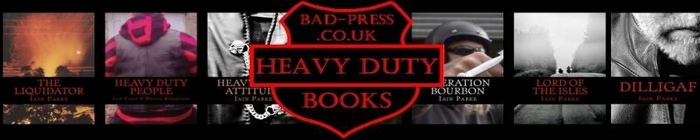 bad-press.co.uk, site logo.