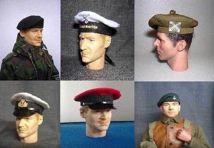 Banjoman Custom Berets & Caps