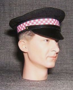 Banjoman 1:6 Scale Custom City Of London Police Service Cap