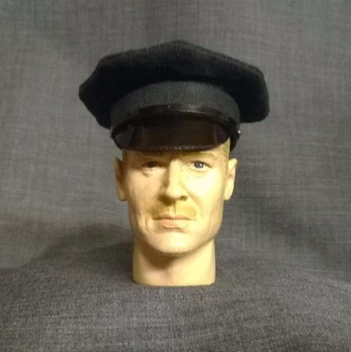 Banjoman custom made 1/6th Scale New York Police Department Service Cap.