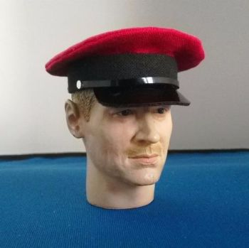 Banjoman custom made 1/6th Scale Royal Military Police Service Cap.