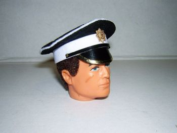Banjoman 1:6 Scale Coldstream Guards Peaked Cap For Vintage Action Man