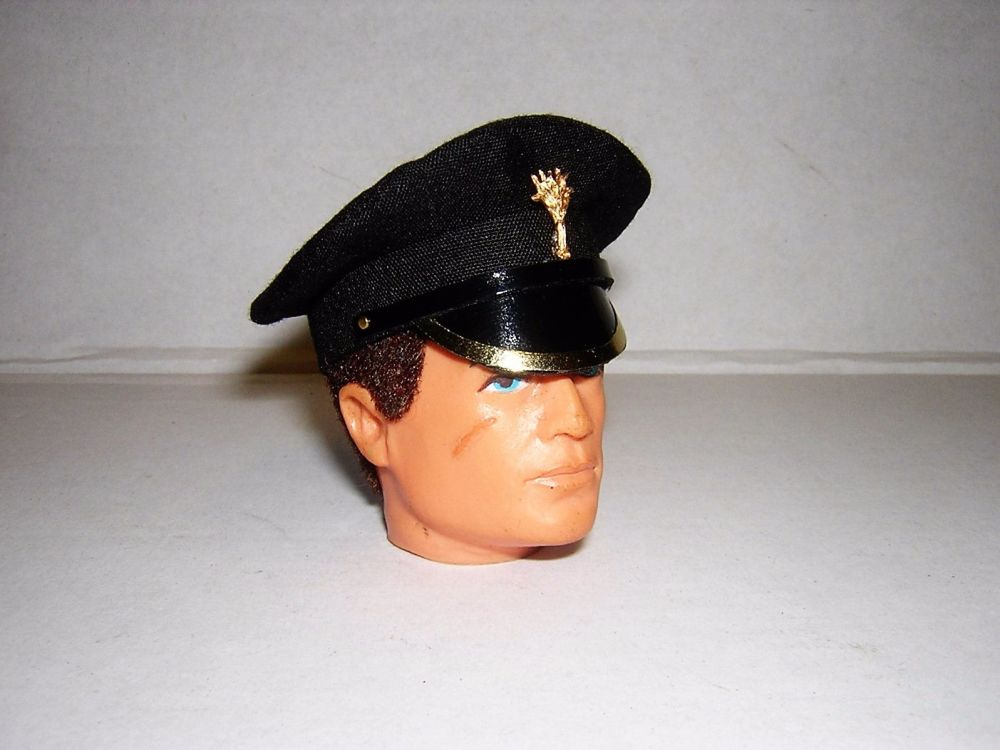 Banjoman 1:6 Scale Welsh Guards Peaked Cap For Vintage Action Man