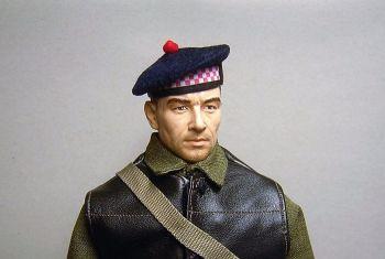 Banjoman 1:6 Scale Custom Made Balmoral Bonnet - Argylls