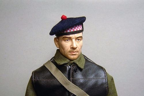 Banjoman 1:6 Scale Custom Made Balmoral Bonnet - Argylls
