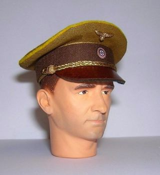 Banjoman custom made 1/6th Scale WW2 Joseph Goebbels Dress Cap