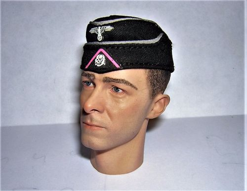 DiD 1/6th Scale WW2 German Panzer Side Cap