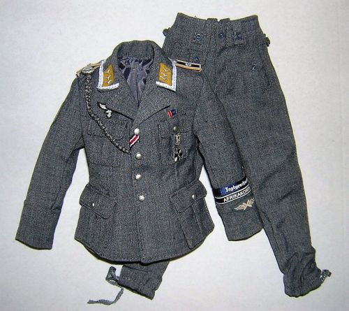 DiD WW2 Luftwaffe Ceremonial Uniform