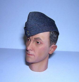 Banjoman custom made 1/6th Scale WW2 Royal Air Force Field Service Cap
