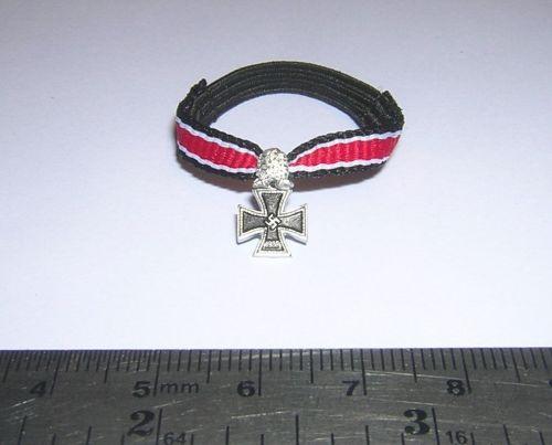 DiD Dragon In Dreams 1/6th Scale WW2 German Iron Cross Medal - Otto Carius