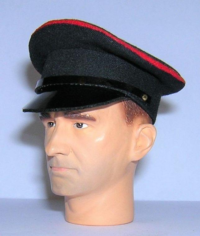 Banjoman custom made 1/6th Scale British Army Dress Cap - Non Royal