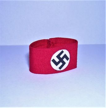Banjoman 1/6th Scale Custom Made WW2 German Nazi Party Armband