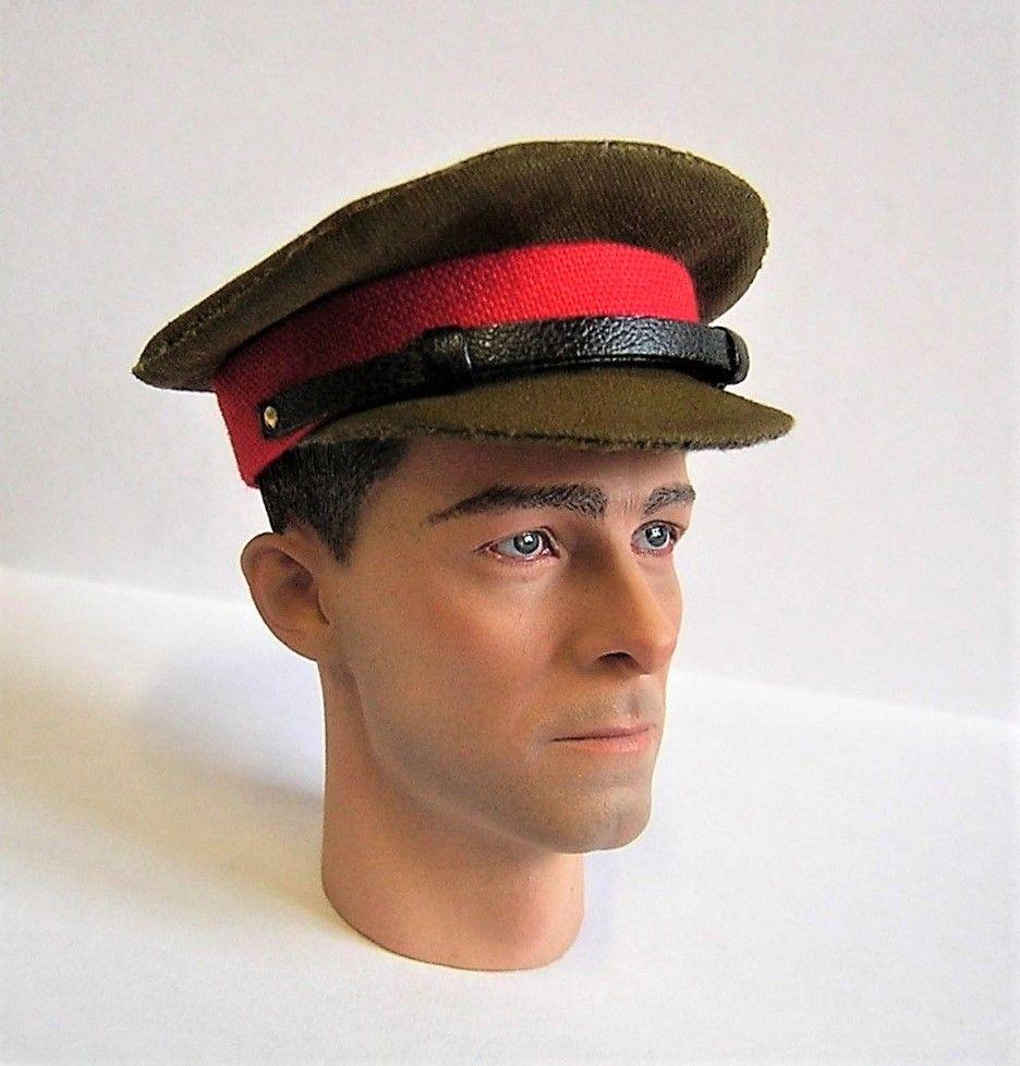Banjoman custom made 1/6th Scale WW2 British Army General's Khaki Service C
