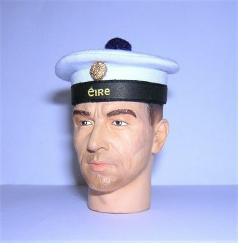 Banjoman 1:6 Scale Custom Made Irish Naval Service Cap