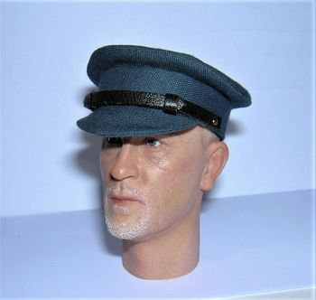 Banjoman 1:6 Scale Custom Made WW1 Portuguese CEP Cap