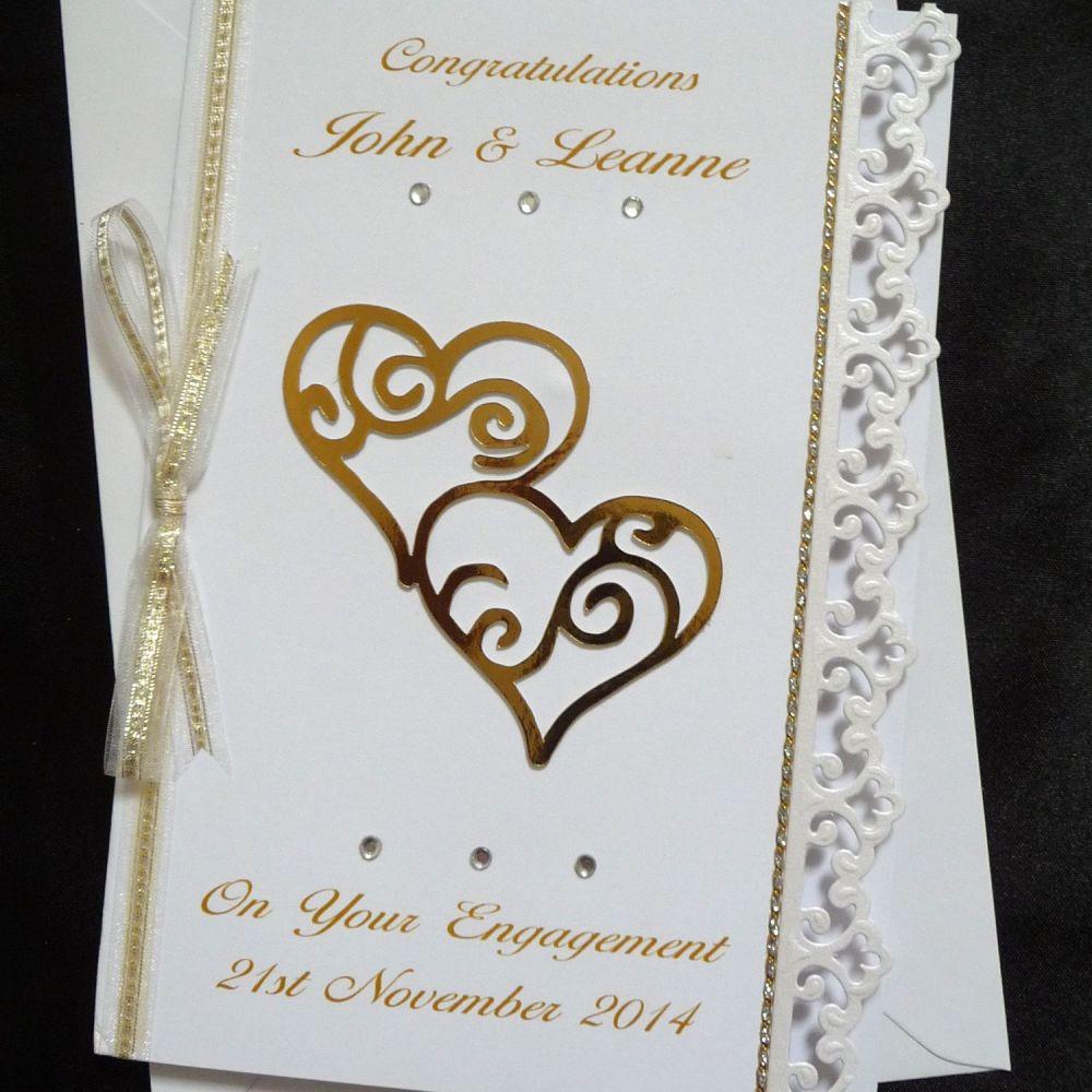 Filigree Anniversary Card Anniversary Card Heart Anniversary