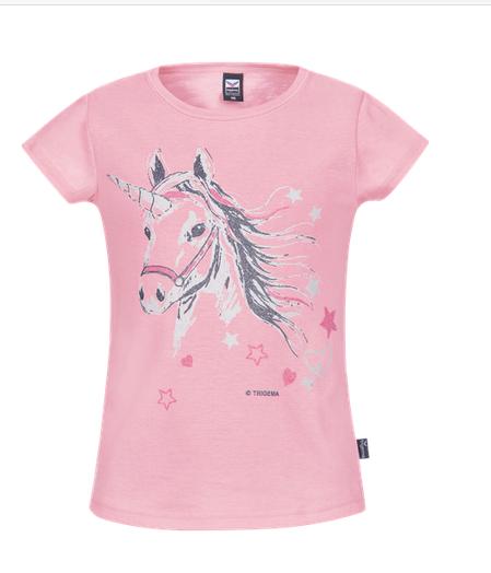 Girls Unicorn T-shirt