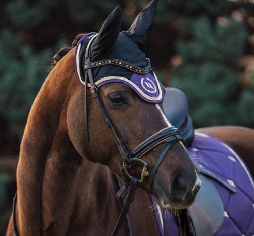 Back on Track® Equine 'Dark Nights' Collection Bonnet