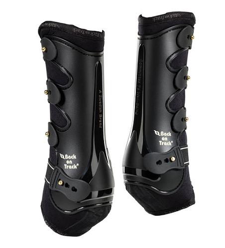 Back on Track® Equine Work Boots (Foreleg), Royal <font color=red> Special