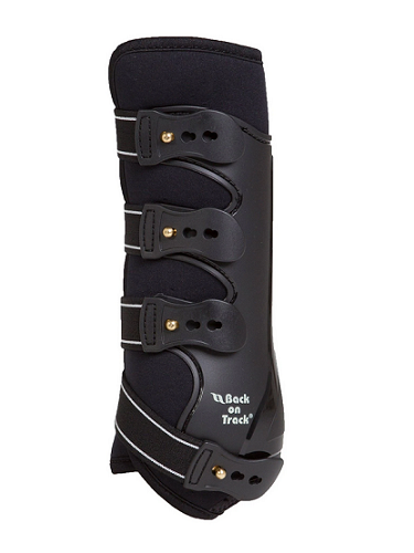 Back on Track® Equine Work Boots (Hind Leg), Royal  <font color=red>Special