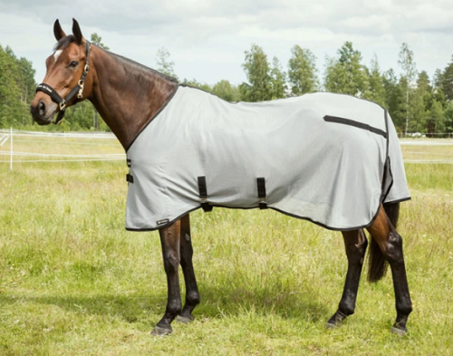 Back on Track® Equine Fly Rug, Buzter <font color=red>FREE EquiXTREME Fly S